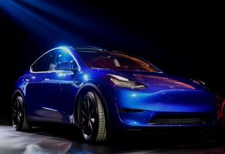 Este es el nuevo Tesla Model Y