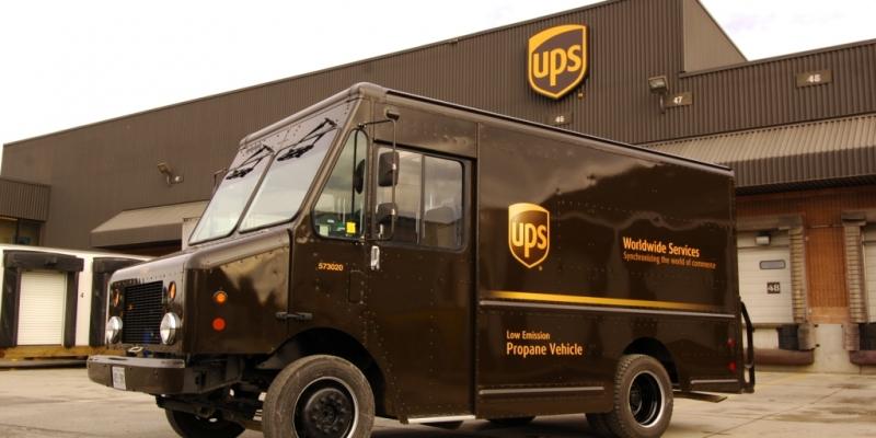 UPS añadirá a su flota 6 vehículos eléctricos.