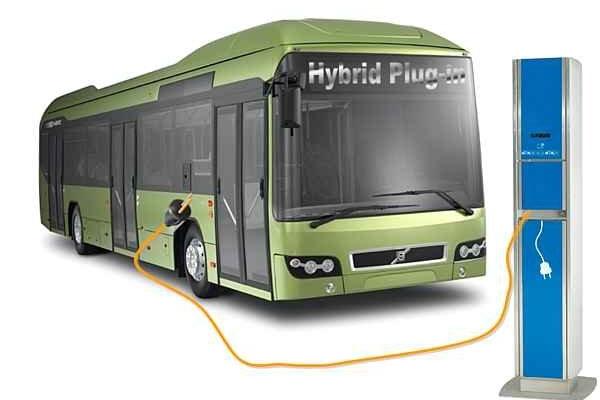 El auge del autobús público eléctrico