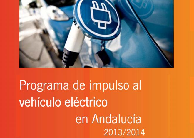 ayudas vehiculo electrico andalucia