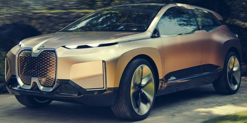 MW iNEXT, vehículo futurista autonomo