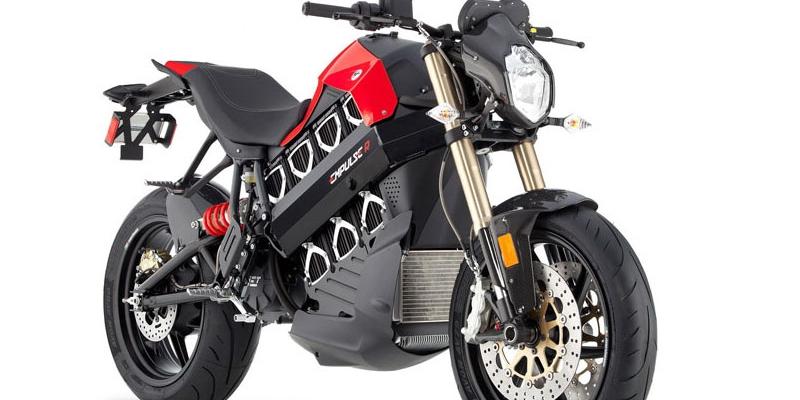 La Brammo Empulse R motocicleta eléctrica competidora de las de motor tradicional