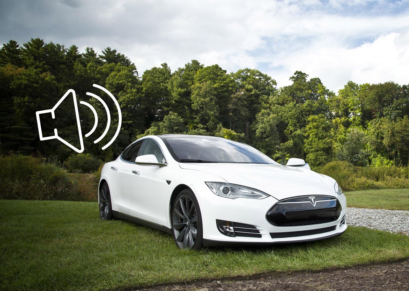Sonidos de los vehículos eléctricos
