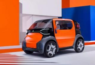 Así es el nuevo Citroën AMI