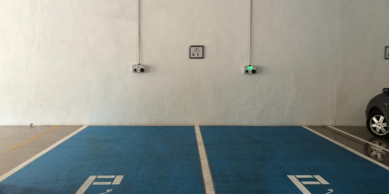 Dos puntos de Recarga de 22 kW en el hotel Cullera Holiday