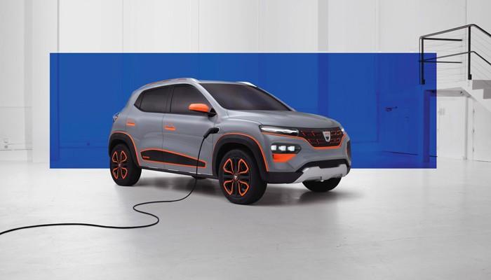 Dacia Spring: el primer coche eléctrico de Dacia