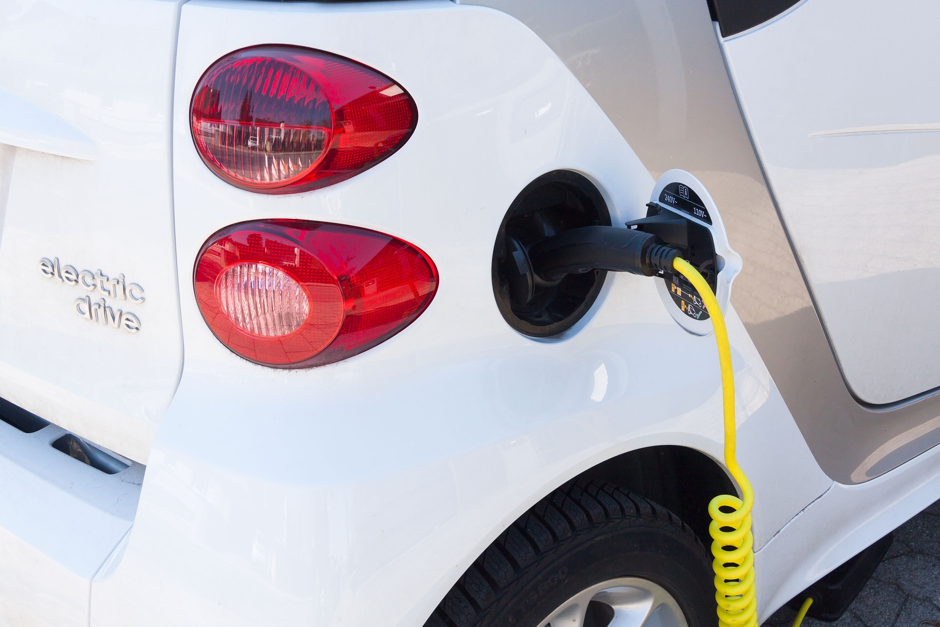 coches eléctricos en casa