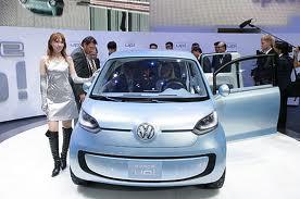 Volkswagen coche eléctrico E-up