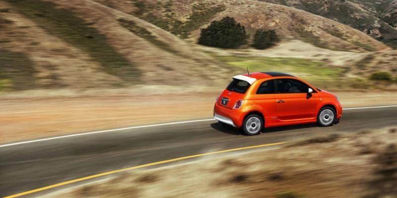 Fiat 500e, mejor coche eléctrico del año en Estados Unidos