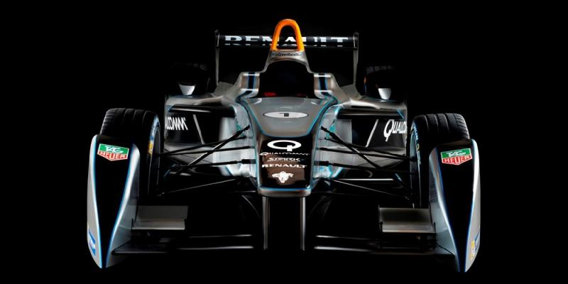 Así son los coches de la Formula E