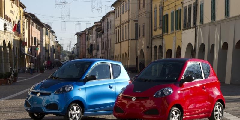 iCaro, coche eléctrico creado desde 0