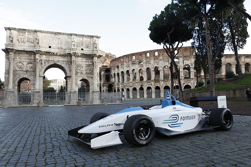 La Fórmula E en 2014 con ex pilotos de F1