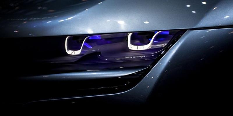 BMW i8 (el superdeportivo híbrido de BMW)