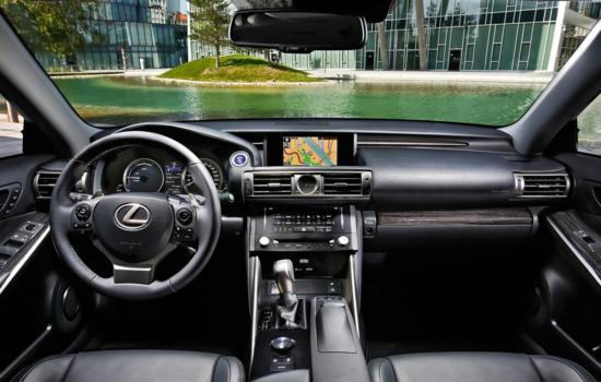 El Lexus IS, la evolución del híbrido