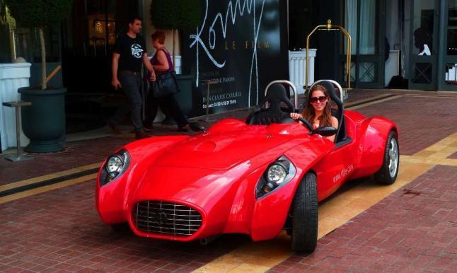 Little una empresa Española que hace coches eléctricos.