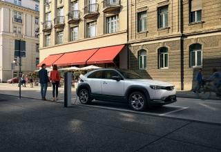 Conoce el MX-30: el primer eléctrico de Mazda