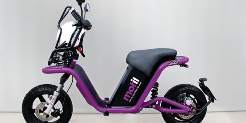 Motit el nueva sistema de alquiler de motos eléctricas en Barcelona