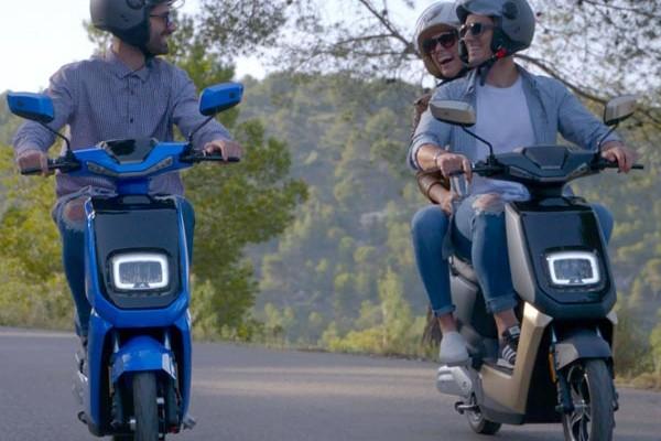 NX1 es la nueva moto eléctrica de cuidado diseño de NEXT Electric Motors.
