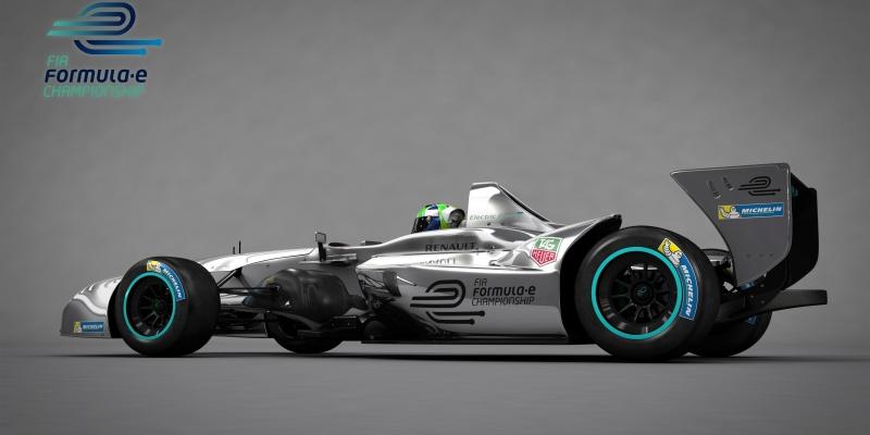 La Formula E empezara en el 13 de Septiembre en Pekín