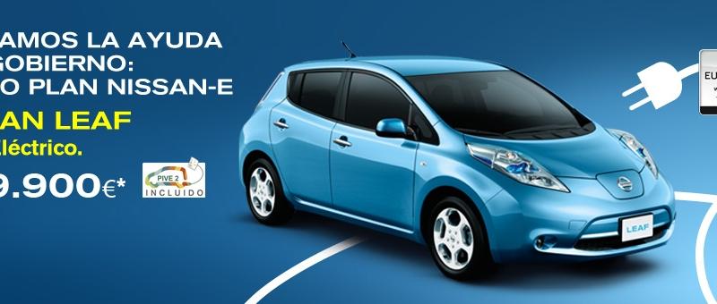¿Un Nissan Leaf por 19.900€?