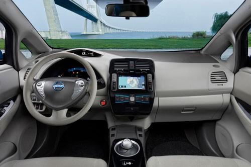 Prueba Nissan Leaf (Test)