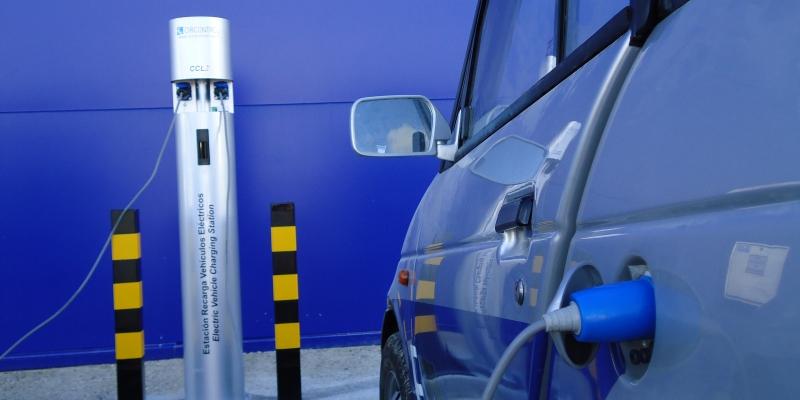 ¿Cómo cargamos nuestro vehículo eléctrico?
