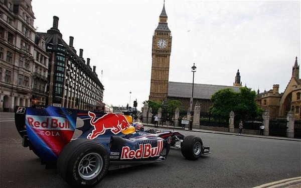 Fórmula E Londres