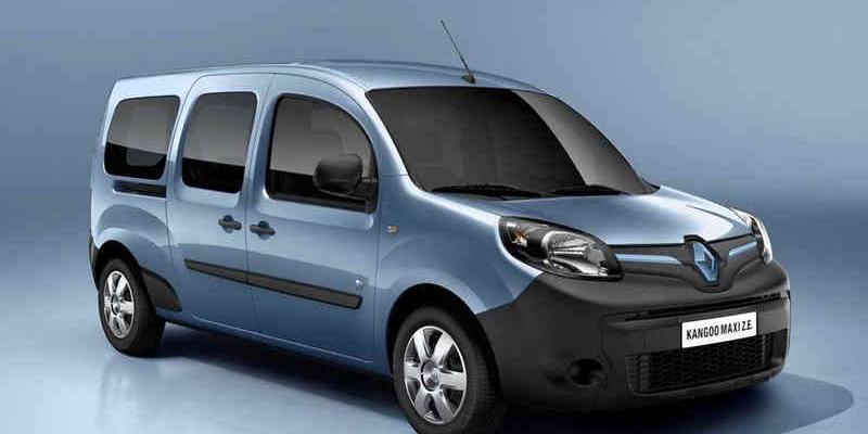11.000 unidades vendidas le dan al nuevo Renault Kangoo ZE el premio GreenFleet Awards 2013