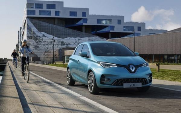 renault zoe precio coche electrico 2020