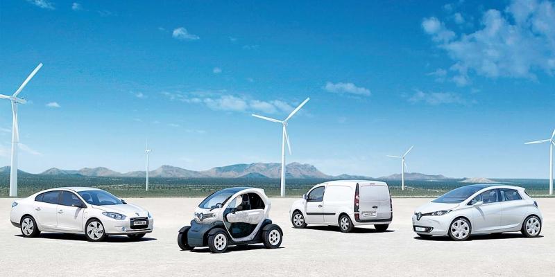 Los híbridos enchufables triunfan en Norte América y los eléctricos en Europa