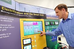 Redes inteligentes, compartir electricidad verde con el vecino