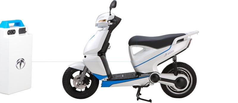 Los Japoneses se lanzan a fabricar motos eléctricas