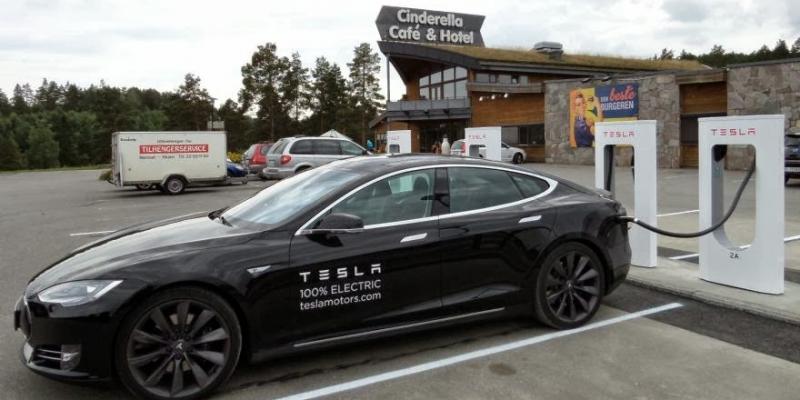 Los coches eléctricos vuelven a triunfar en Noruega