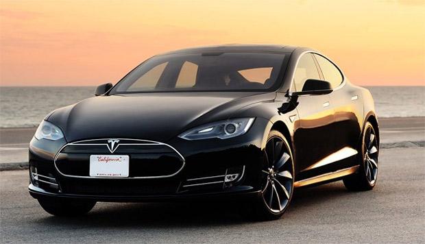 Tesla Model S un autentico terremoto