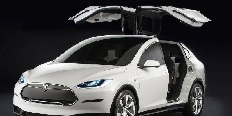 Tesla Model X. ¡Reservalo ya!