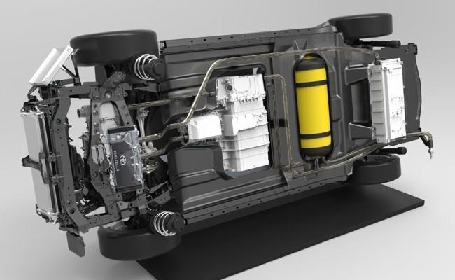 Toyota centra toda su I+D en la pila de hidrógeno