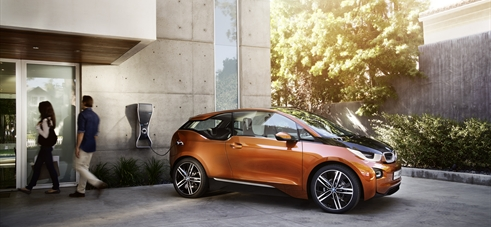 BMW i3 (el urbano coupe eléctrico de BMW)